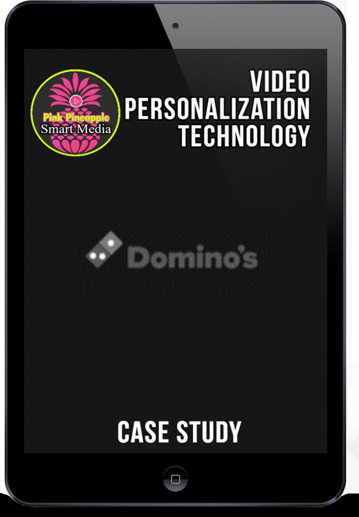 Image Dominos Case Study