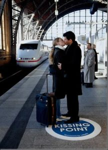 Image Kissing Point